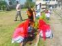 Plantation on environment day